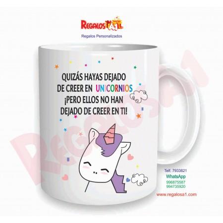 Taza Unicornio Mod 1