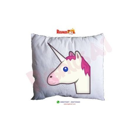 Almohada Unicornio Mod 2