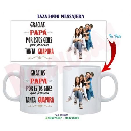 Taza Mensajera Papá Mod. 2