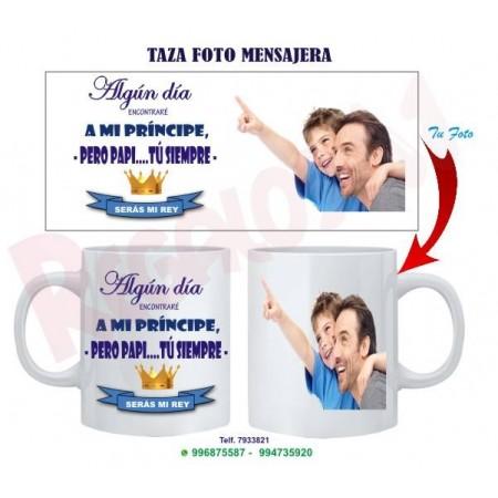 Taza Mensajera Papá Mod. 8